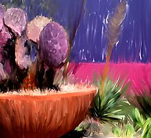 Santa Rita Cactus by Edith Krueger-Nye