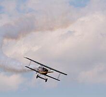 Bi-Plane Smoke by LarryGambon