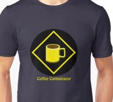 Coffee Connoisseur Unisex T-Shirt