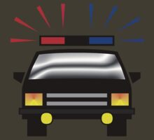 Police Car Running Code by Ryan Houston