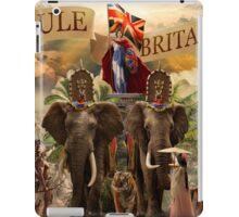 Rule Britannia iPad Case/Skin