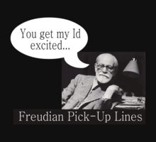 Freudian Pick Up Line 3 by Ryan Houston