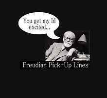 Freudian Pick Up Line 3 Unisex T-Shirt