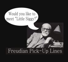 Freudian Pick Up Lines 4 by Ryan Houston