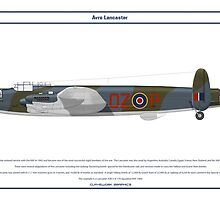 Lancaster GB 179 Squadron 1 by Claveworks