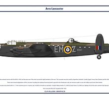 Lancaster GB 207 Squadron 1 by Claveworks