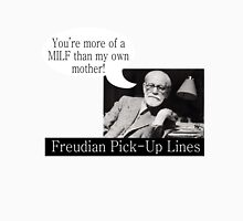 Freudian Pick Up Lines 6 Unisex T-Shirt