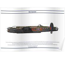 Lancaster 617 Squadron 1 Poster