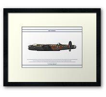 Lancaster 617 Squadron 2 Framed Print