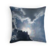 pure optic phenomenon Throw Pillow