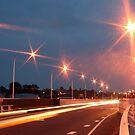 Night Highway by Brodyn  Beveridge