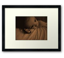 Precious One  Framed Print