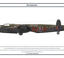 Lancaster 617 Squadron 6 by Claveworks