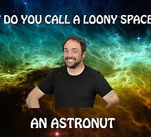 lame dad space joke with mark sheppard by crabtitz