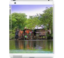 Life In Bocas Del Toro, Panama iPad Case/Skin