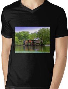 Life In Bocas Del Toro, Panama Mens V-Neck T-Shirt