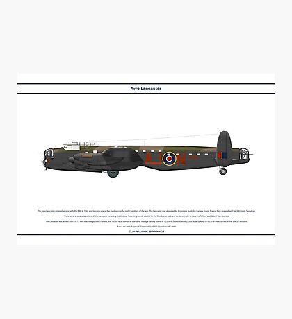 Lancaster 617 Squadron 8 Photographic Print