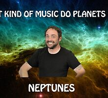 space joke featuring mark sheppard by crabtitz