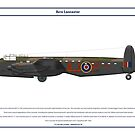 Lancaster 617 Squadron 9 by Claveworks