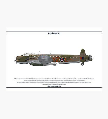 Lancaster 617 Squadron 10 Photographic Print