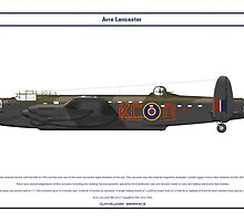 Lancaster 617 Squadron 11 by Claveworks