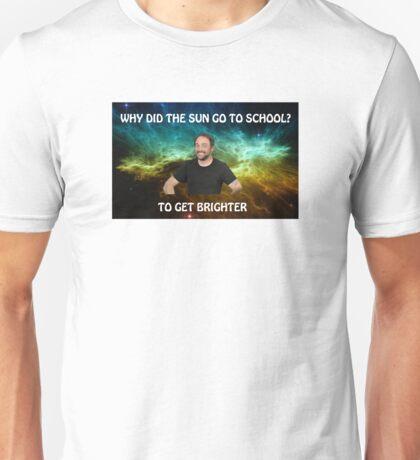 dad space joke ft mark sheppard Unisex T-Shirt