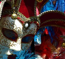 Venetian Masque by Beth A