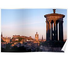 Beautiful Edinburgh Poster