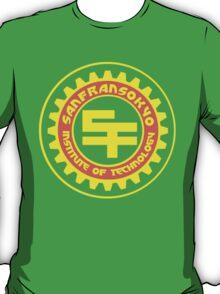 San Fransokyo Institute of Technology (Text) T-Shirt