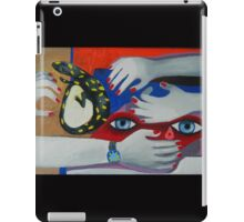 Dreams from sunbathing iPad Case/Skin