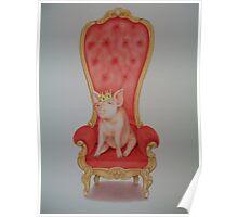 prince piggy Poster