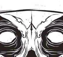 RapSkull Sticker