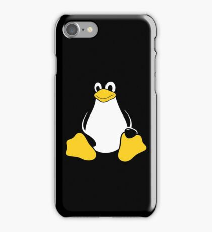 TUX LINUX iPhone Case/Skin