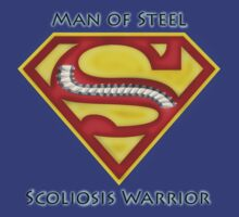Man of Steel - Scoliosis Awareness by MysticSanctuary
