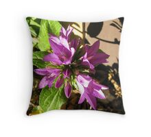 Weeding Wonder Throw Pillow