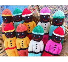 Comfort Dolls Photographic Print