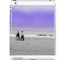 Enjoying Bocas Del Toro, Panama iPad Case/Skin