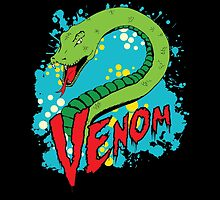 Venom by FredzArt
