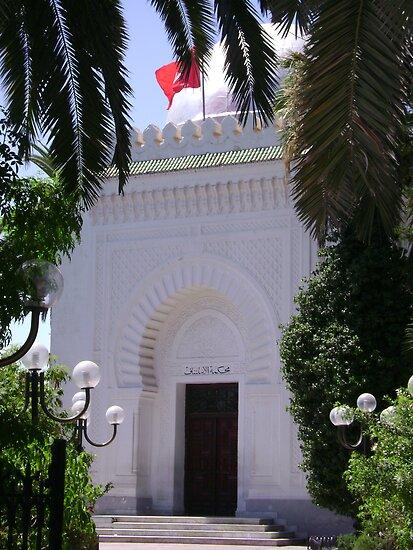 Supreme Court, Sousse, Tunisia. by dexsta