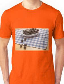 Blackberries in Window Light Unisex T-Shirt