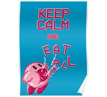 Eat them all Poster