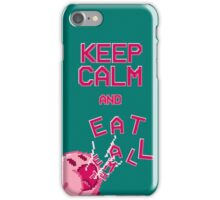 Eat them all iPhone Case/Skin