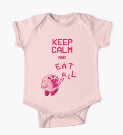 Eat them all One Piece - Short Sleeve