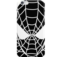 Spiderman Black and White iPhone Case/Skin