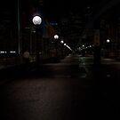 Walkway Lights by TerraChild