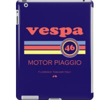 Vespa 46 iPad Case/Skin