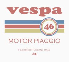 Vespa 46 Kids Clothes