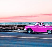 Pink Cadillac by Lawrence Henderson