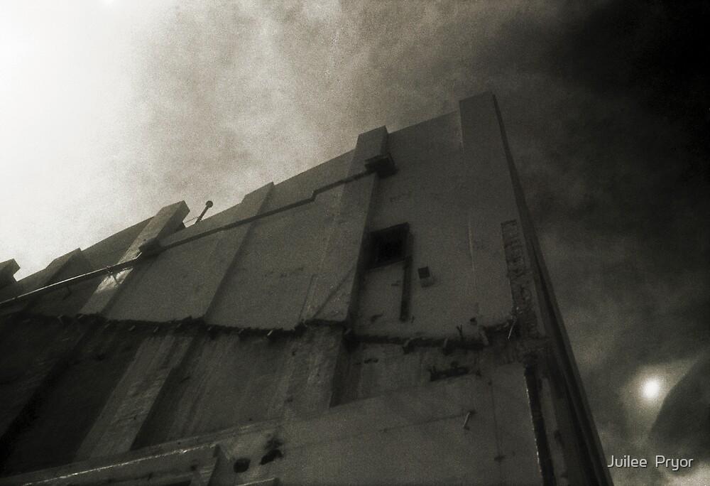 Landscape for Orson Wells # 1: Wedge by Juilee  Pryor