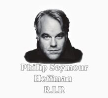 Philip Seymour Hoffman R.I.P. Kids Clothes
